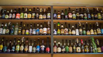Miért zöld és barna szinte az összes sörösüveg?