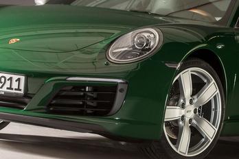 Ez az egymilliomodik Porsche 911-es