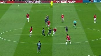 Pogba négy húzása, amitől felhördült a stadion