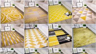 Geometrikus szőnyeg az egész világ!