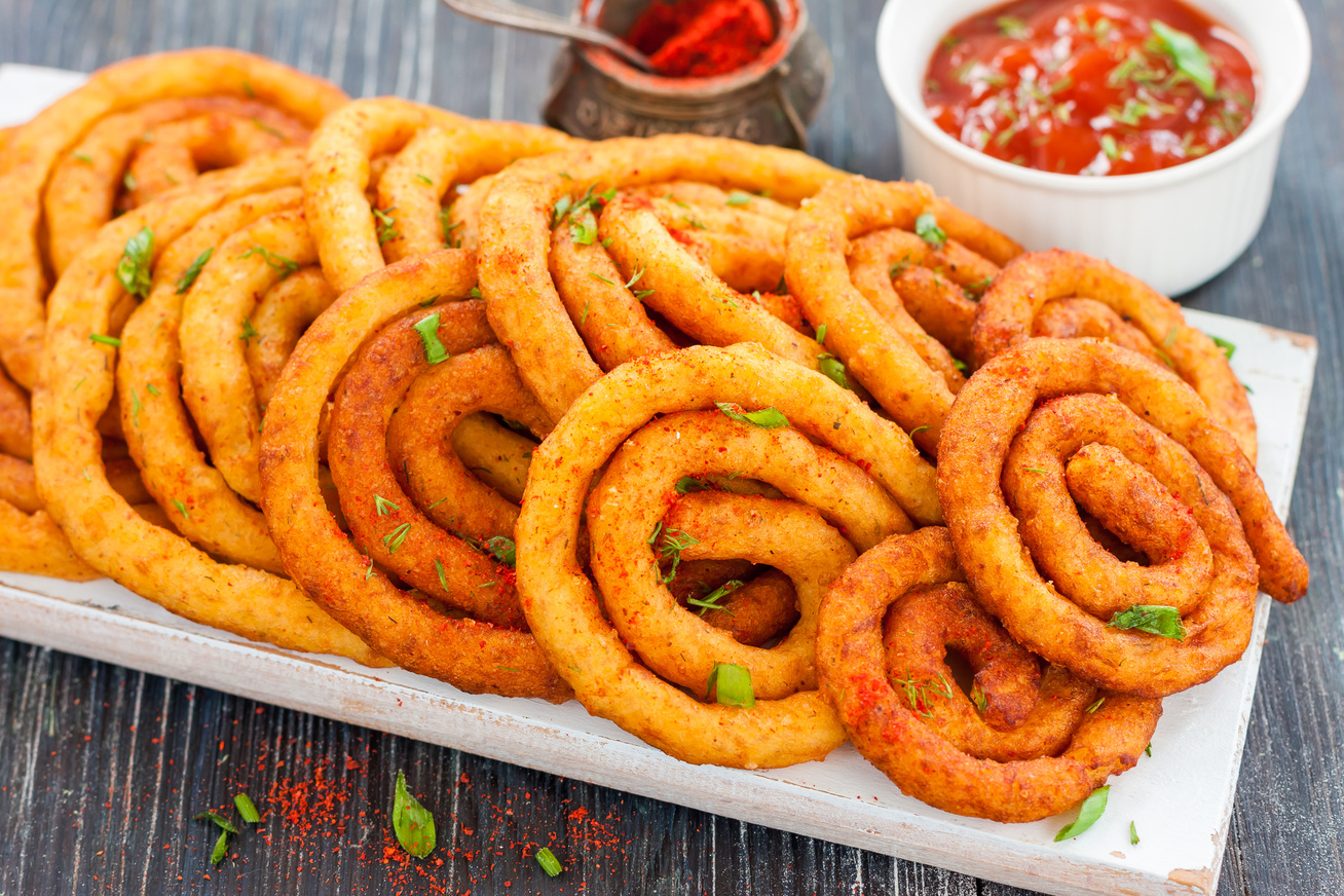 krumplispiral