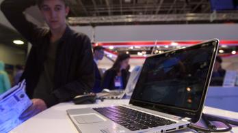 Júzereik után kémkednek egyes HP laptopok
