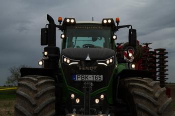 Miért kell ekkora traktor?