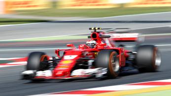 Feljavultak a retrósított Ferrarik, főleg Kimié