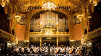 """""""Az új hajlék végre elkészült"""" – 110 éves a Zeneakadémia főépülete"""
