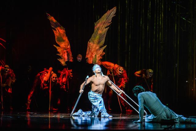 Több mint két év után tért vissza Budapestre a Cirque du Soleil társulata, ezúttal a Varekai című előadással, amit május 12-14 között öt alkalommal is megnézhet az, akit beszippantott már ez a világ.