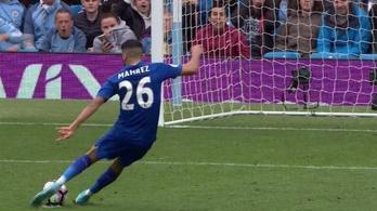 Kétlábas 11-es okozta a Leicester vesztét