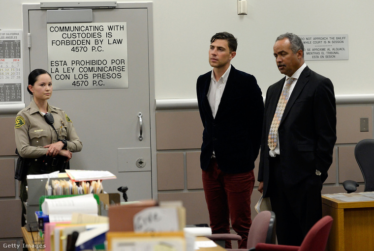 Nem ez lesz az első bírósági ügye az ukrán médiahősnek - 2014 májusában Brad Pitt megtámadásáért már egyszer közmunkára ítélték.