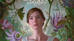 Jennifer Lawrence-t egy rossz viaszbábuvá varázsolták új filmje plakátján