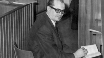 Letartóztatták a szélsőjobbos Horst Mahlert Magyarországo