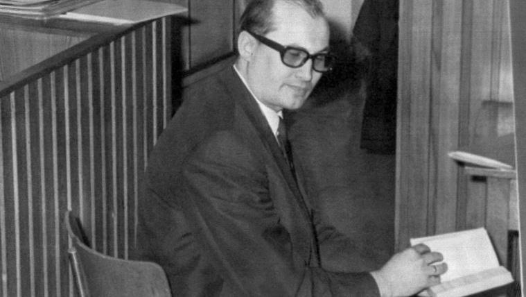 Letartóztatták a szélsőjobbos Horst Mahlert Magyarországon