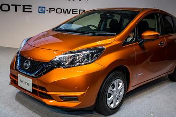 Hozzánk is eljöhet a Nissan új hibridje