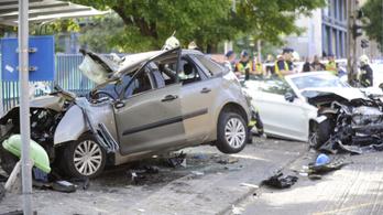 A Fővárosi Vízművek két dolgozója halt meg a halálos autóbalesetben