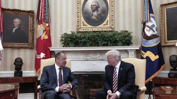 Trump szigorúan titkos információkat adhatott ki az oroszoknak