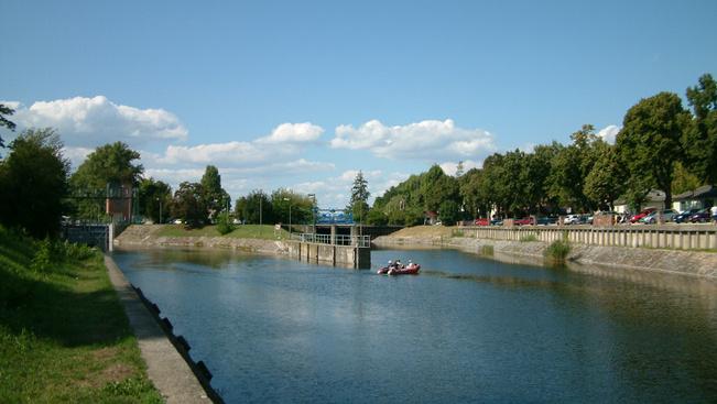 Hamarosan kenuval is bejárható a Sió csatorna
