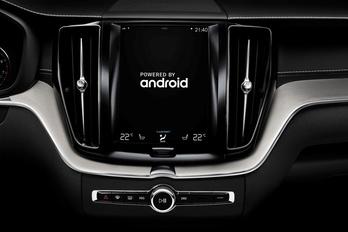 Android kerül az új Volvókba