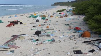 Hogyan lett szemétlerakó egy érintetlen óceáni szigetből?