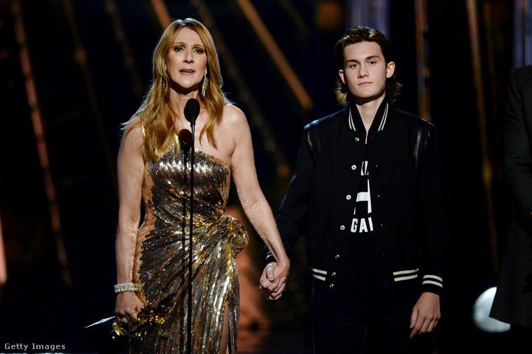 Az énekesnő már tavaly életműdíjat kapott, amit fia, Rene Charles Angelil adott át neki