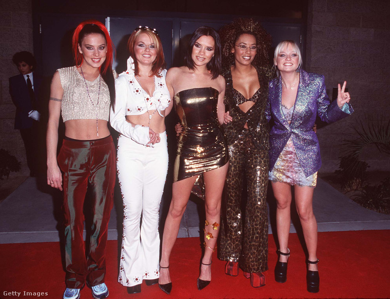 És bizony, volt idő, amikor a Spice Girls fellépése volt az est fénypontja.Ez még a múlt században, 1998-ban volt