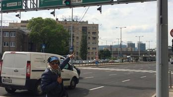 Mik azok a kamerák az Árpád hídon?