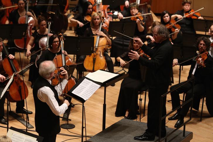 Gidon Kremer, Keller András és a Concerto Budapest