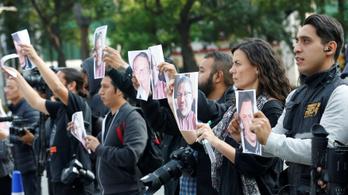 Sztrájkkal tiltakoznak a mexikói újságírók meggyilkolása miatt