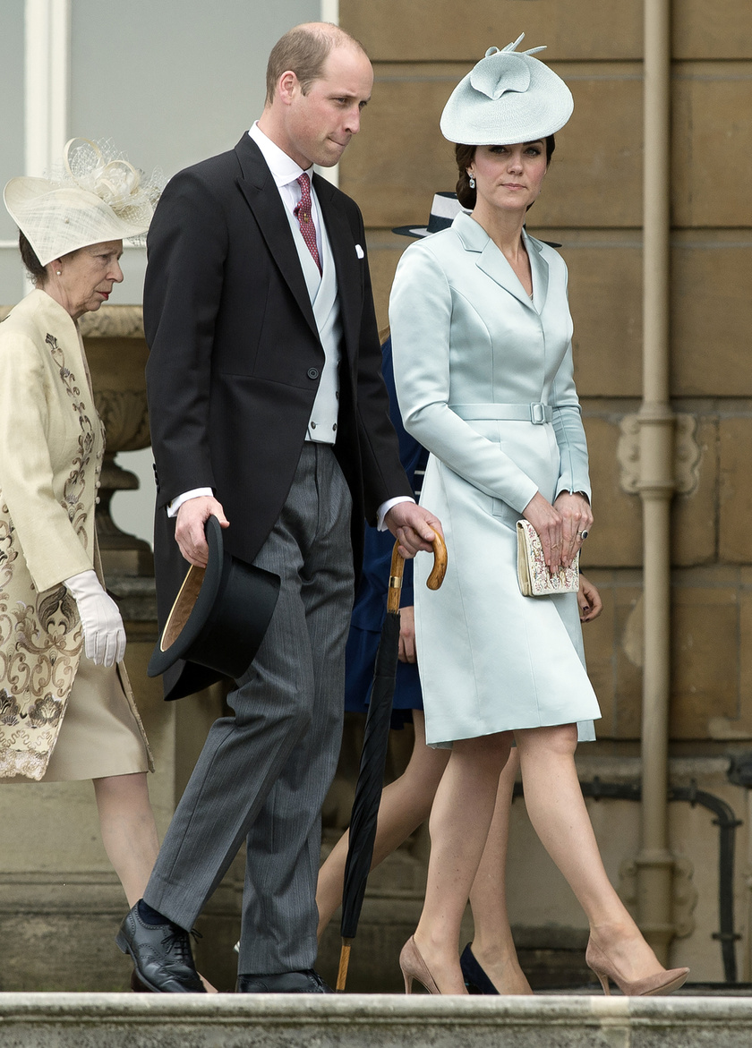 A hercegné már egyszer viselte ezt a csinos darabot: a 2012-es londoni olimpia megnyitó ünnepségén.