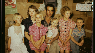 A negyvenes évek Amerikája Russell Lee képein elevenedik meg