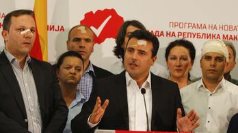 Mégis lehet szocdem kormány Macedóniában
