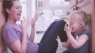 Videó: Ami nekünk csak feladat, a gyereknek lehet varázslat