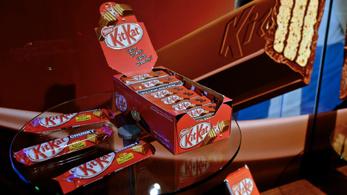 Elvesztette a Kit Katért vívott harcát a Nestlé