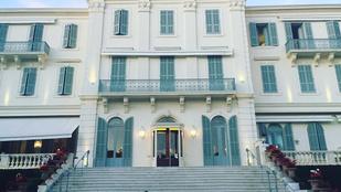 Ilyen luxust kell elviselnük a celebeknek Cannes-ban