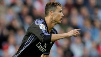 C. Ronaldo nagy góllal döntött meg egy óriási, korszakos rekordot