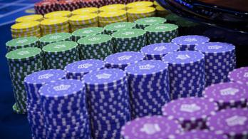 Egyre több pénz ömlik a kaszinókba, az államhoz meg egyre kevesebb