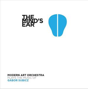 A The Mind's Ear lemezborítója