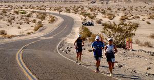 Badwater Ultramaraton (fotó: badwater.com)