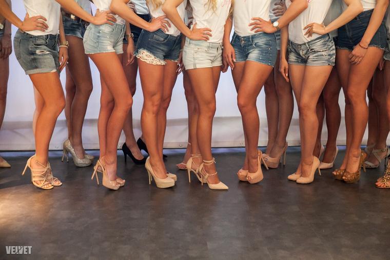 Na de most már tényleg megismertetjük önnel a 20 lányt, akikről első körben mindenképp érdemes elmondani, hogy van lábuk