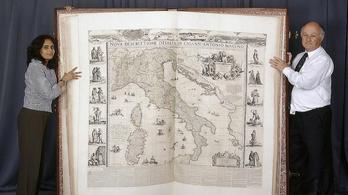 Digitalizálták a világ legnagyobb könyvét