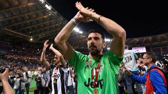 Gigi Buffon legfurcsább rekordja