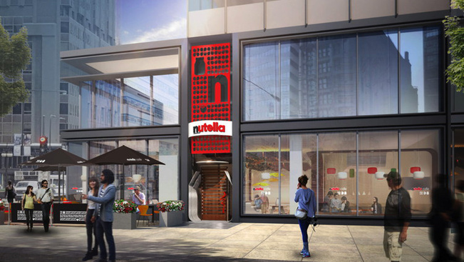 Májusban nyílik az első Nutella étterem