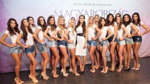 A Magyarország Szépe húsz legszebb lánya sokáig kereste, de végül megtalálta önmagát
