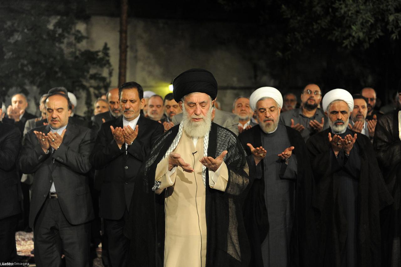 Ali Hamenei ajatollah