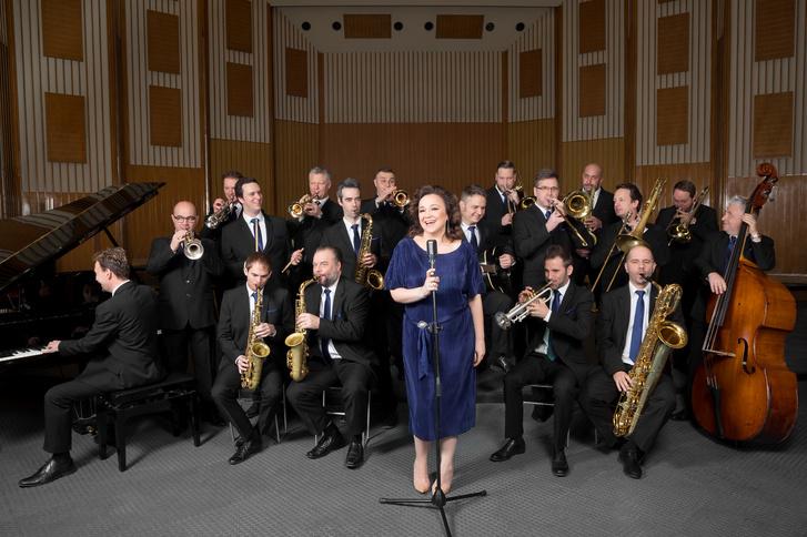 Náray Erika és a Budapest Jazz Orchestra