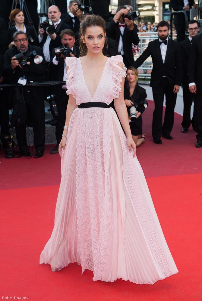 Tavaly a magyar modell többek között ebben a ruhában volt.