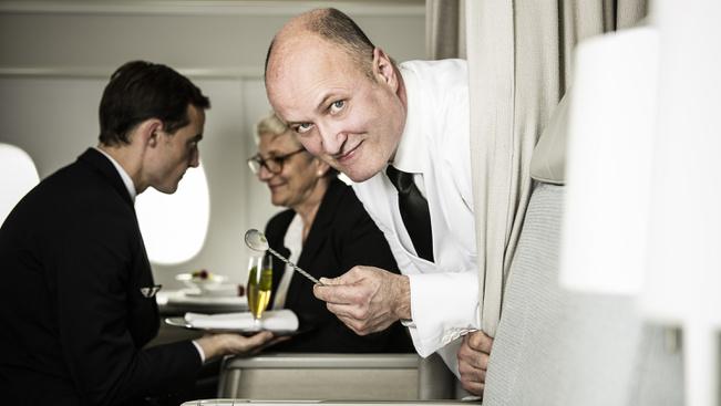 Menő bartender koktéljait szürcsölhetik az Air France utasai