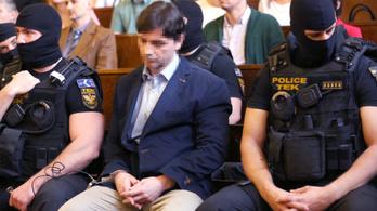 Portik Tamás 13 évet kapott a Fenyő-gyilkosságért
