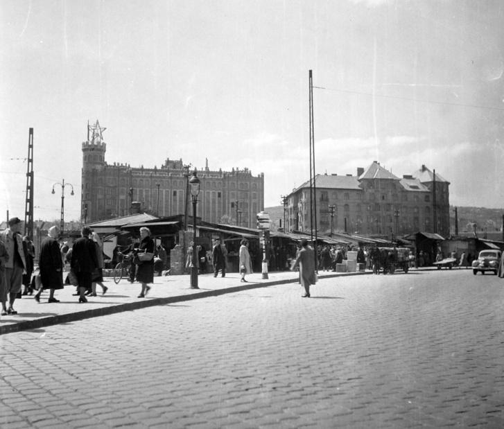 Moszkva tér 1951