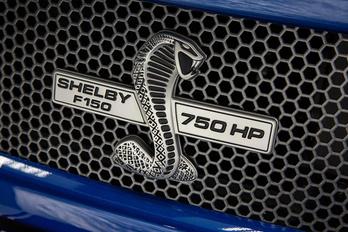 Platós Shelby, 750 lóerővel