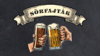 Egyetlen képen minden a sörfajtákról