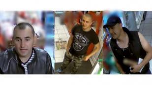 Ez a három férfi úgy összevert egy negyediket Budapesten, hogy az majdnem belehalt